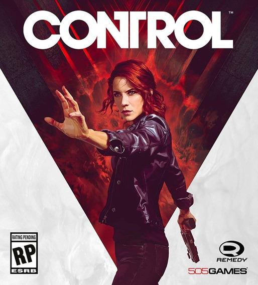 Control Pc (midia Fisica)