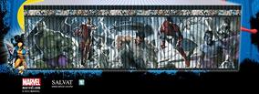 Hqs Salvat Marvel - Coleção Oficial De Grafhic Novels