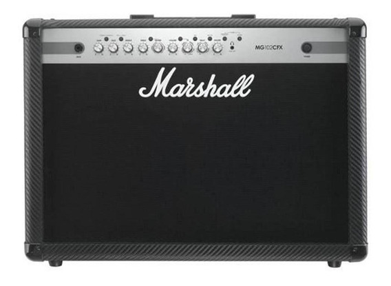 Amplificador De Guitarra Marshall Mg102cfx