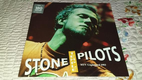 Stone Temple Pilots - Mtv Unplugged Lp Importado
