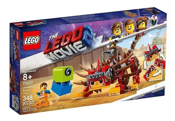 Lego Lego Movie 2 Ultrakatty Y Lucy Guerrera 70827
