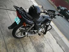 Moto Wanxin 200cc Remato Nueva