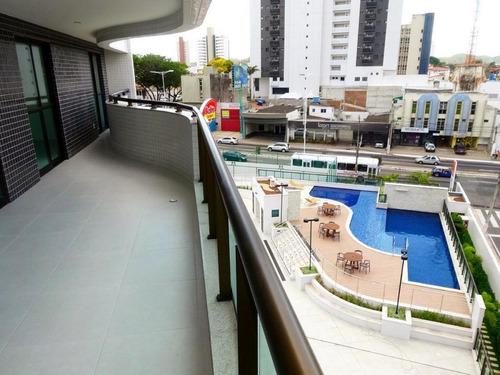 Imagem 1 de 24 de Apartamento  Com 4 Dormitório(s) Localizado(a) No Bairro Lagoa Nova Em Natal / Natal  - 195