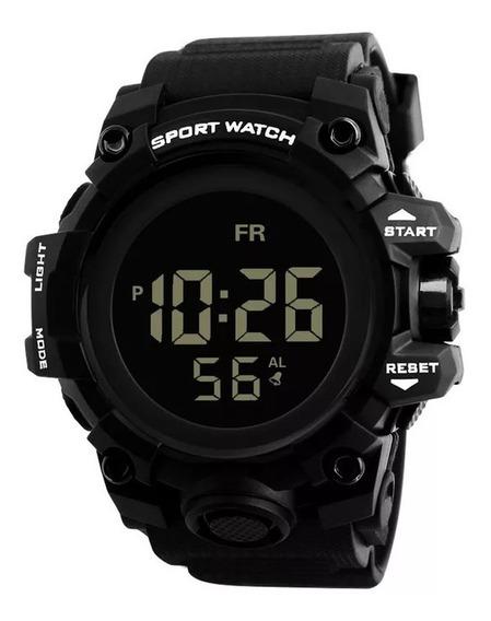 Relógio Digital Masculino Led