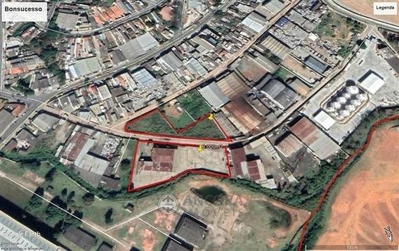 Terreno 3.000 M² Bonsucesso - 4056-1