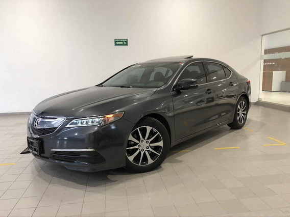 Acura Tlx 2016 4p 2.4 Tech At