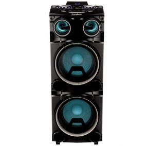 Caixa De Som Gradiente Power Bass 1500w Gca103