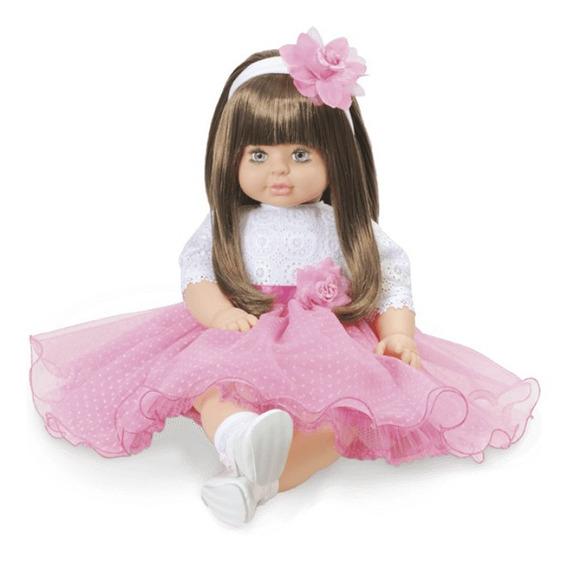 Boneca Real Baby Addara Alive 51 Frases Bailarina