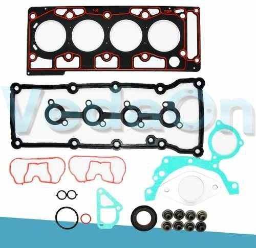 Imagem 1 de 7 de Kit Junta Superior C/ret Ford Fiesta Ka 1.0 8v Zetec Rocam