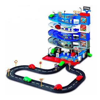 Maxi Garage Rondi 7000 4 Rampas Sonido Estación + Lavadero