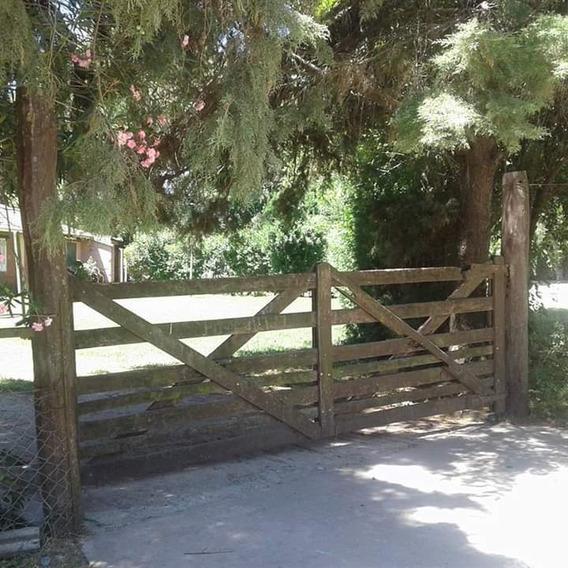 Vendo Terreno 10 X 30 Zona De Casas Quintas