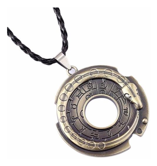 Colar Amuleto Astrologia Cobra
