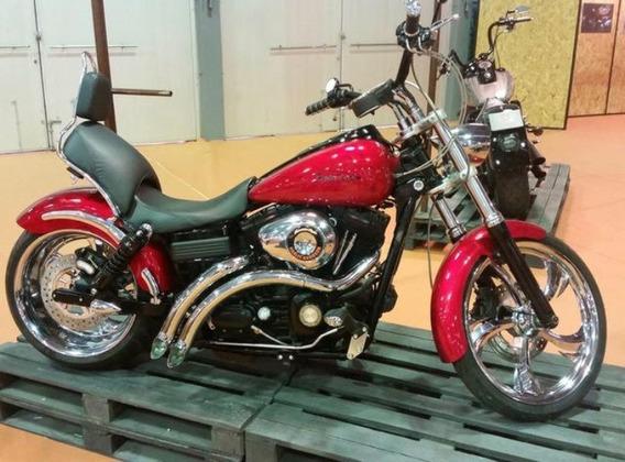 Harley Dyna Customizada/ Estudo Proposta