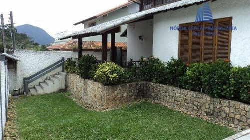 Casa A Venda No Bairro Iucas Em Teresópolis - Rj.  - Ca 0182-1