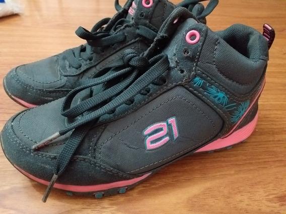 Zapatos Rs21 Para Niña