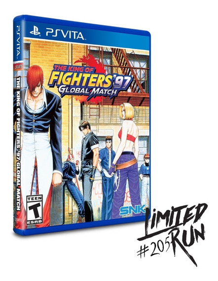 The King Of Fighters 97 Global Match - Ps Vita