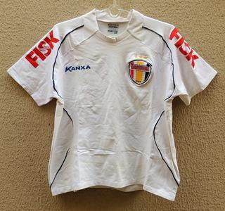 Grêmio Barueri Sp Anos 2000 G #16 Usada Jogo Original Kanxa