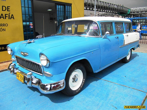 Chevrolet Courrier Station Wagon