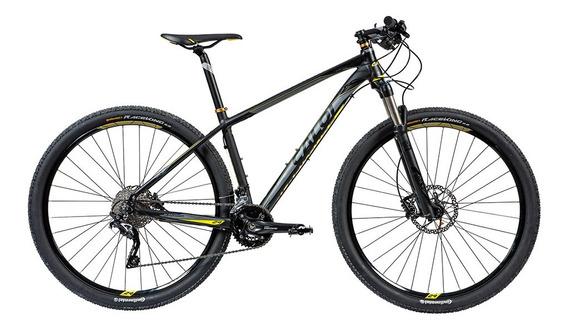 Bicicleta Mtb Caloi Blackburn Aro 29 - 15 - 20 Vel - Preto