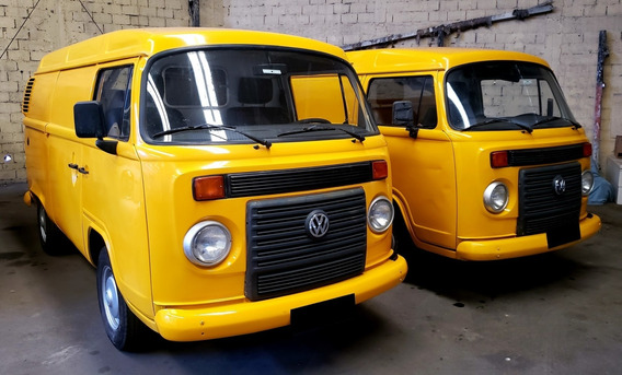 Vw Kombi Furgão 1.4 Total Flex - 2013