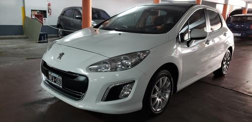 Peugeot 308 1.6 Allure Nav / 2013