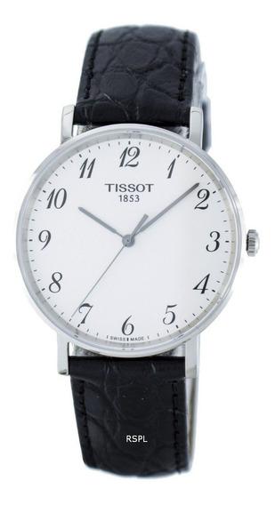 Relogio Tissot Feminino T109.210.16.032.00 Everytime