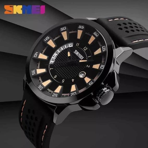 Relógio Skmei 9152 Original Analógico Luxo Promoção C/caixa