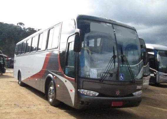 Ônibus Marcopolo Viaggio 1050 G6 Scania K 310 De Fretamentos
