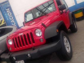 Jeep Wrangler Std 5 Vel Sport 4x4 2016