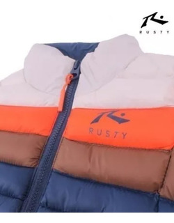 Campera Rusty Voodoo Snow Niños Kids Nene