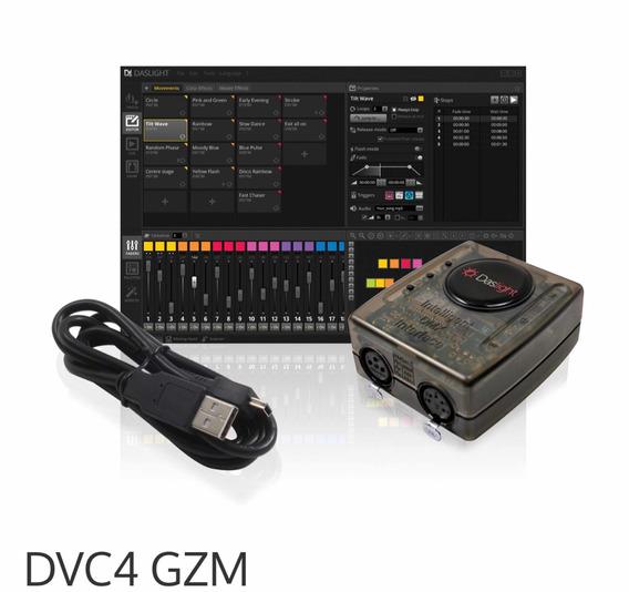 Interface Dmx Das Dbx 5 Gold Gzm