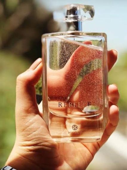 Lançamento Perfume Feminino Rebelle