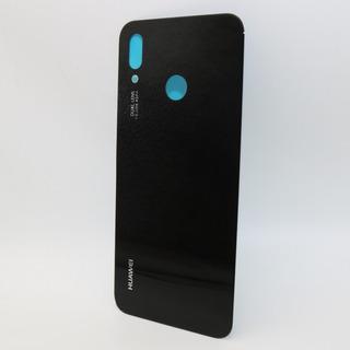 Tapa Posterior Original Huawei P20 Lite, Negra, Dorada, Azul