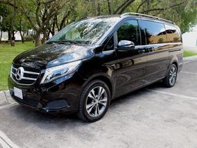 Mercedes Benz V250,(v 250),6 Pas, Aire,elec,piel,4cil, 2017