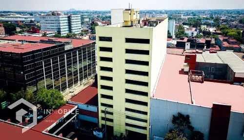Edificio En San Antonio Abad, Cuauhtémoc, Semi Acondicionado, Renta.