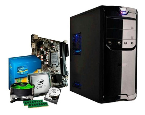 Pc Intel Core I5 3.4 Ghz, 16gb, Hd 1tb, Dvd-rw + Nfe