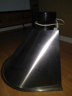 Campana/extractor De Cocina 60cm Circular