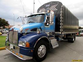 Tractocamiones Kenworth Camion Estacas