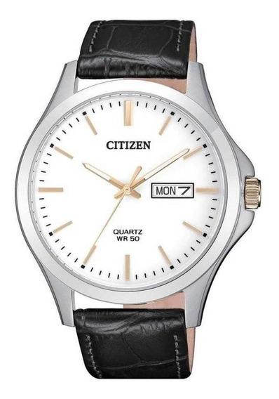 Relógio Citizen Masculino Ref: Tz20822b Social Prateado