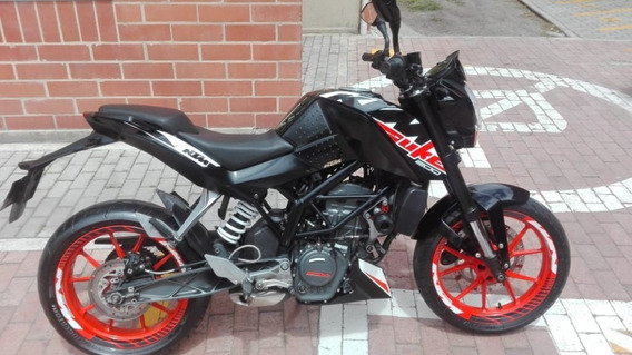 Moto Duke 200 2018