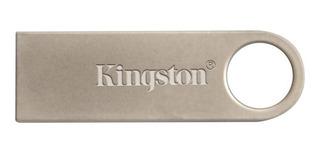 Pendrive Kingston 8gb Metálico