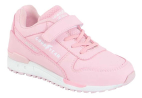 Tenis Casual Goodyear Racing 3794 Niña Rosa 821748