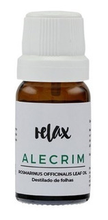 Relax - Aromaterapia - Óleos Essenciais - Alecrim