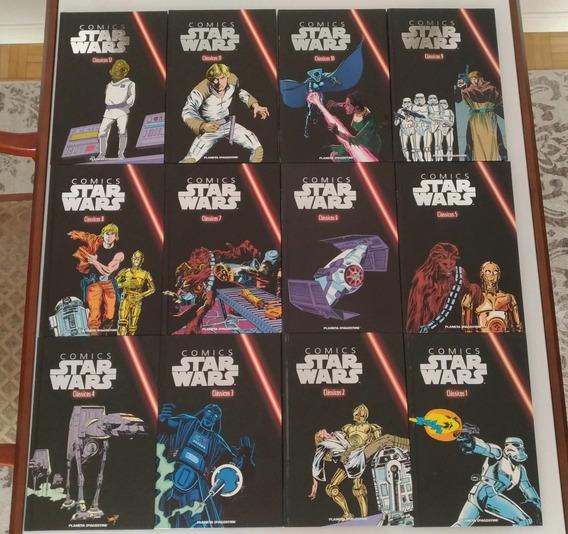 Star Wars Planeta Deagostini - Clássicos 1-12 Completo