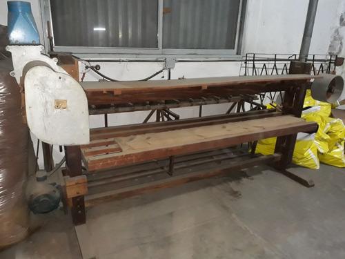 Lijadora De Banda Industrial - Carpinteria Unica Artesanal
