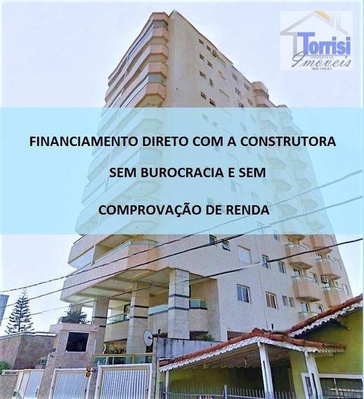 Apartamento Em Praia Grande, 01 Dormitório, Tupi, Ap2213 - Ap2213