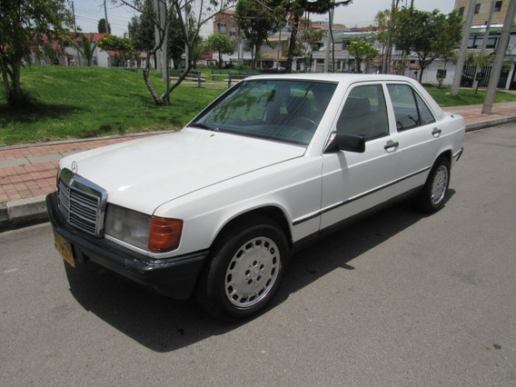 Mercedez Benz 190e 2.0 1984