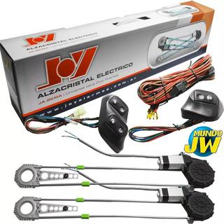 Kit De Alzacristales Levantavidrio Electricos Universal Joy