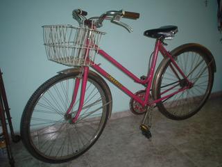 Bicicleta Usada Dama Rodado 26, No Envio