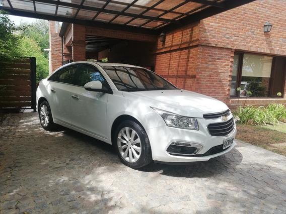 Chevrolet Cruze 1.8 Ltz Mt 141cv 2015